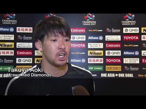 Post Match Interview: Takuya Aoki