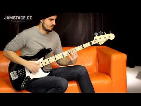 Fender Geddy Lee Jazz Bass - Made in Mexico (Marek Bero)
