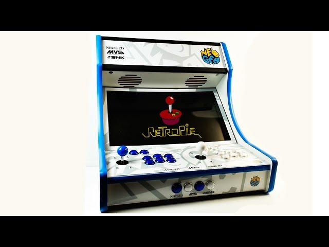 Bar Top Arcade From Game Room Solutions