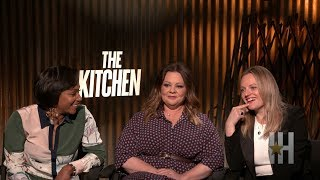 'The Kitchen' Cast Spices Up Classic Mob Movie Quotes