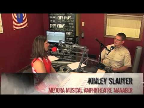 City Chat With Kinley Slauter Part 2 - Medora Musical Amphitheater