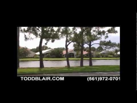Eastpointe Palm Beach Gardens FL Homes for Sale Driving Video Tour