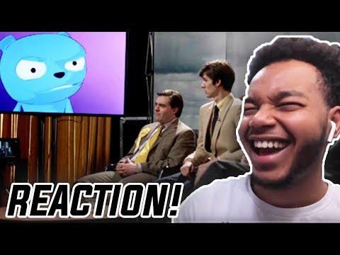 "Black Mirror Season 2 Episode 3 ""The Waldo Moment"" REACTION!"