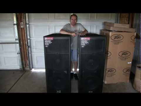 Unboxing: Peavey SP4 BX