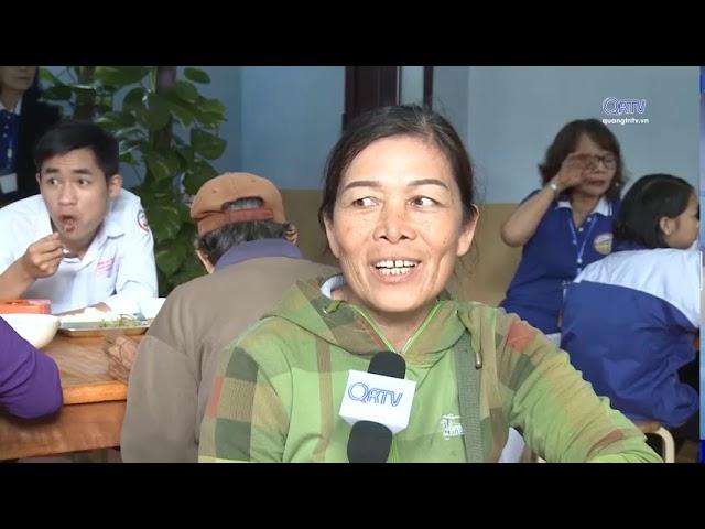 Quảng Trị: Ấm áp bữa cơm 2000đ