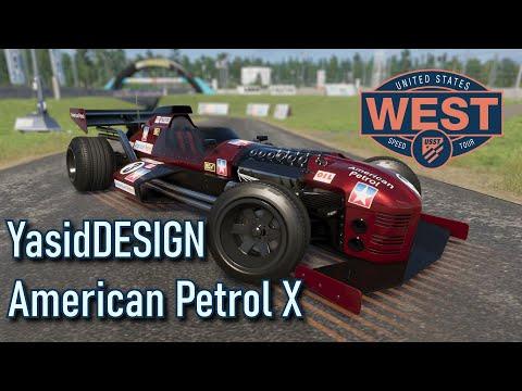 The Crew 2: YasidDESIGN X American Petrol  