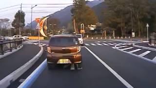 愛媛県新居浜市 市道角野船木線(約2.1km)を含む約2.34km 2017-03-30