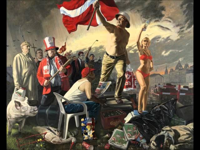 I Danmark er jeg født ved DRs pigekor Chords - Chordify
