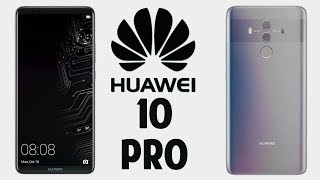 "New Render Huawei Mate 10 Pro ""Live"" Images LEAKS OUT!!!!"