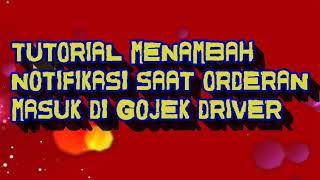 TUTORIAL MENAMBAH NOTIFIKASI SAAT ORDERAN KENA/AUTOBID DI VERSI 3.1.1