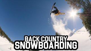 Snowboard Adventure | Bus Living Week 1 [4k]