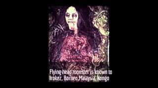 Balan Balan - Flying Head Monster From Malaysia
