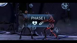 Injustice 2 Mobile Tier 6 Brainiac Phase 1 5 Million Damage