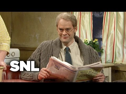 Short Term Memory Loss Theater - Saturday Night Live