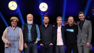 Spätschicht vom 21.12.2018 mit Florian, Bill, Michael, Alice, Marcel und Willy