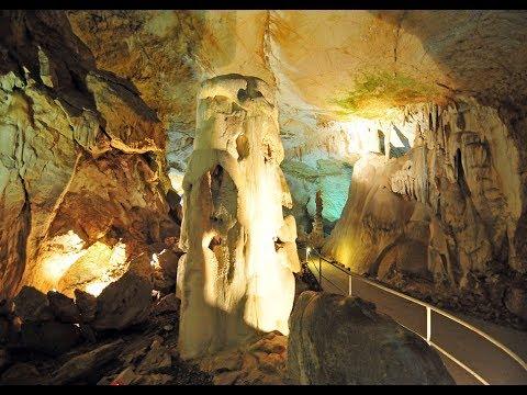 Мраморная пещера в Крыму, цены 2017, экскурсия, советы что лучше одеть, самый длинный маршрут!