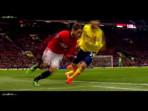 Adnan Januzaj  ♛ Manchester United ♛ 19 Phenom Skills Assists Goals 2013-2014 | Full HD 1080p