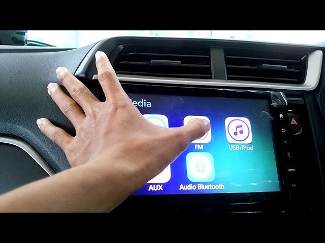 Mudah....Cara setting channel radio di Mobilio E CVT Special Edition 2018