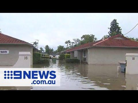 Townsville flood damage bill more than $100m | Nine News Australia