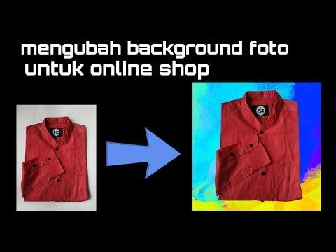 TUTORIAL MEMBUAT KATALOG CLOTHING (PICSART +SNAPSEED).