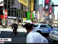 Car crashes into people at Times Square: One person dead, several more injured