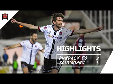 Dundalk FC Bohemians D. Goals And Highlights