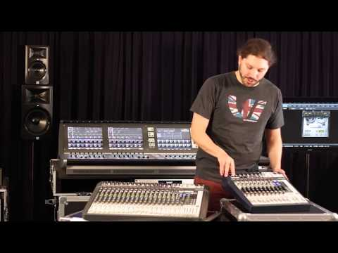 Karaoke Laptop Mixer Overview Soundcraft Signature
