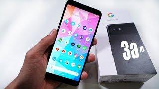 UNBOXING: Google Pixel 3a XL Deutsch