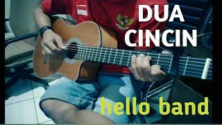 Download Mp3 Dua Cincin _hello Band_cover Fingerstyle Guitar