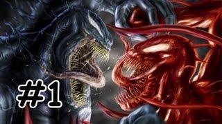 Venom vs. Carnage #1 - [Семейные разборки]