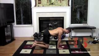 The Cat Vomit Exercise AKA Kneeling Vacuums (HD)