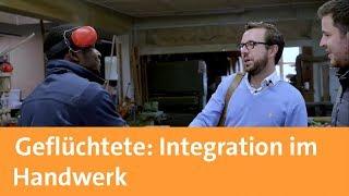 Geflüchtete: Integration im Handwerk
