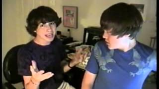 zach and louis ding dong song