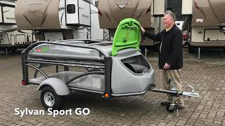 Sylvan Sport GO setup