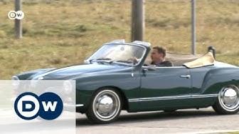 Einfach chic: der Karmann Ghia Cabriolet   Motor mobil