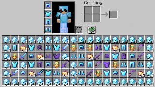 Minecraft UHC but there is infinite loot...