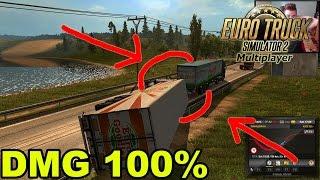 Euro Truck Simulator 2 | AM DAT DMG 100% LA TIR | Ep #40