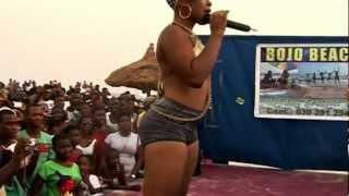 Repeat youtube video Party at the Beach. 1/1/2012 @Bojo Beach Accra Ghana