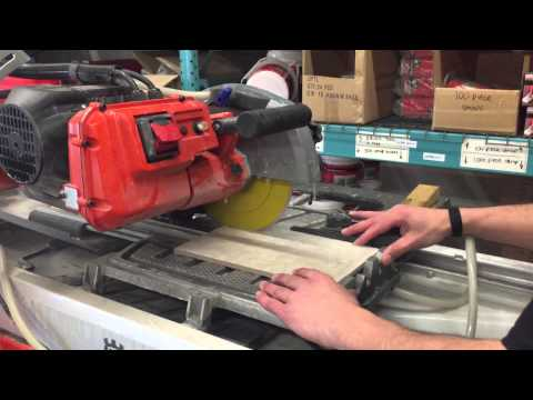 Husqvarna TS-70 Demonstration From Contractors Direct