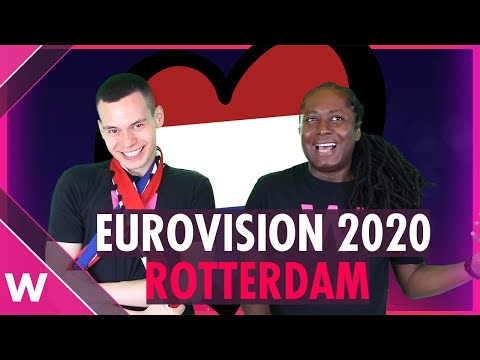 Rotterdam is Eurovision 2020 host city with Ahoy Arena 🇳🇱