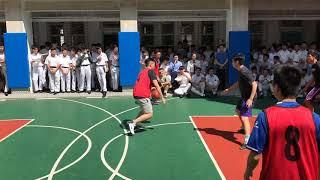 Publication Date: 2019-10-22 | Video Title: 香港鄧鏡波書院—正向師生籃球賽2019