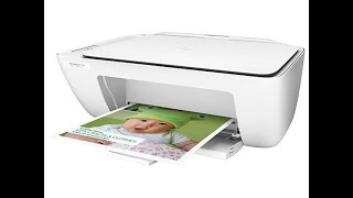 UnBoxing HP DeskJet 2320 - Prepar to insall and install HP 2320