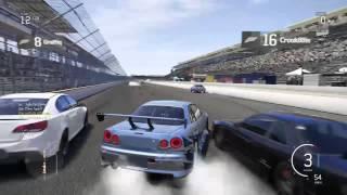 Forza Motorsport 6 Crashes 2