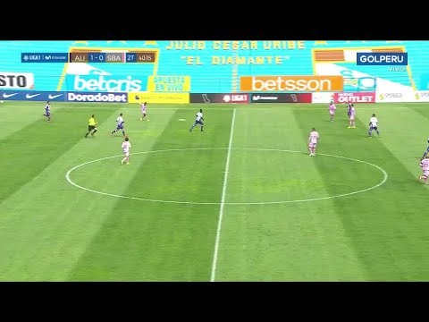 Liga1 Movistar: Sebastián Penco marcó el gol del empate a po