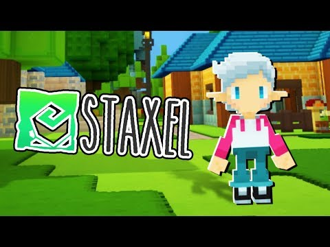 A NEW MINECRAFT GAME!? | Staxel