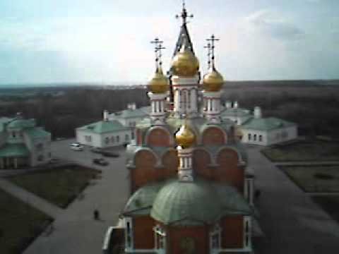Церкви(вид с колокольни)Киселёвск.ASF