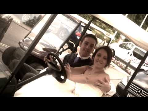 Clare & Gareth Montage, Vale Hotel, CRS Videography