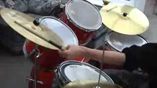 Gambar cover Guilherme - Bat Country - Avenged Sevenfold (Drum Cover)