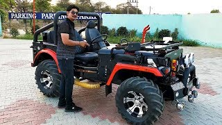 SUPER MODIFIED JEEPS   RAJESH JAIN MOTOR   FOR ORDER CONTACT @ 9035785000
