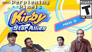 Perplexing Pixels: Kirby Star Allies (Switch) (review/commentary) Ep273